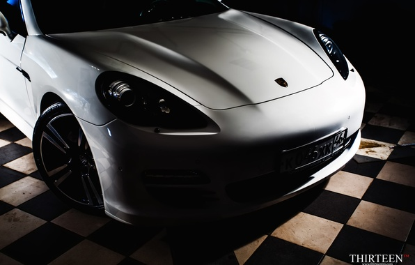 Picture machine, auto, Porsche, the hood, Porsche, Panamera, before, auto, Panamera