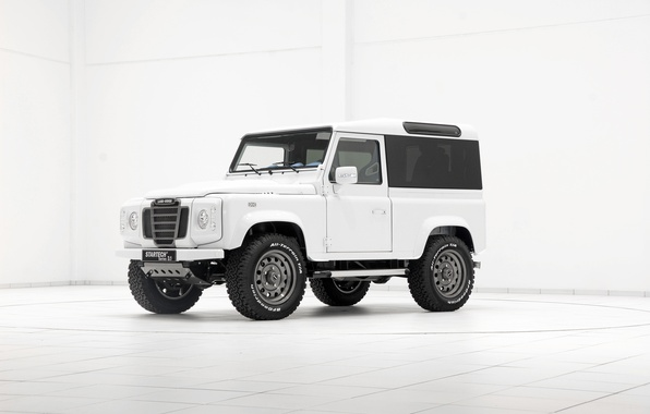 Picture Land Rover, Defender, defender, 2014, Startech, land Rover