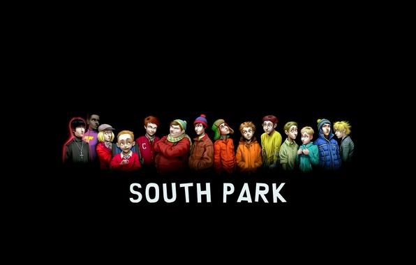 Picture cartoon, South Park, south park, South Park