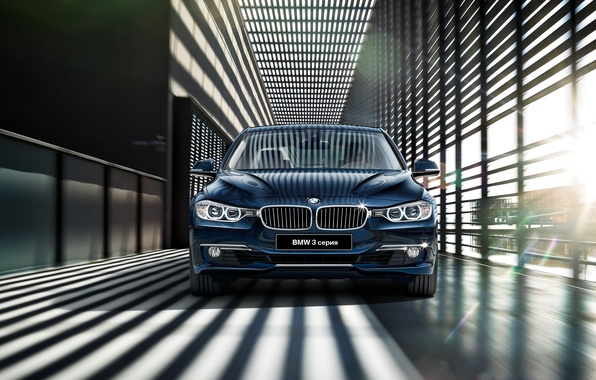 Picture BMW, BMW, sedan, 3 series, F30, Sedan, 2015
