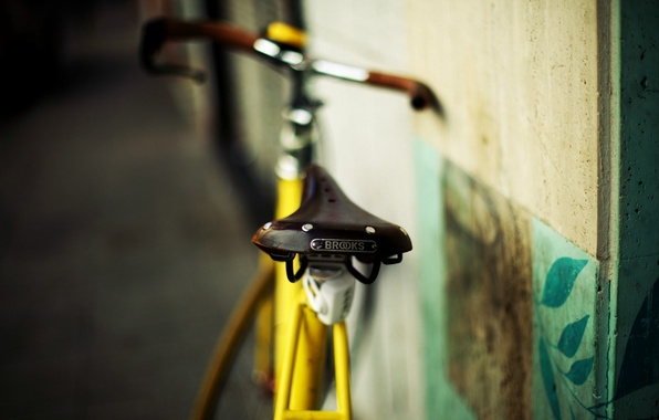 Picture yellow, bike, the city, background, stay, widescreen, Wallpaper, sport, blur, wallpaper, bicycle, different, widescreen, background, …