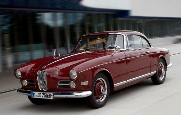 Wallpaper BMW, Coupe, 1962—1965, 3200 CS images for desktop, section ...