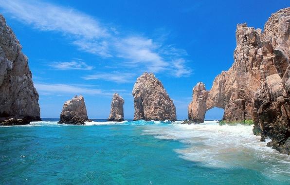 Picture Sea, Mexico, Cabo San Lucas