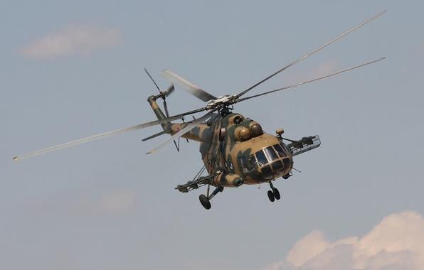 Picture BBC, Military, Russia, Helicopter, Mi-8, Mi-171