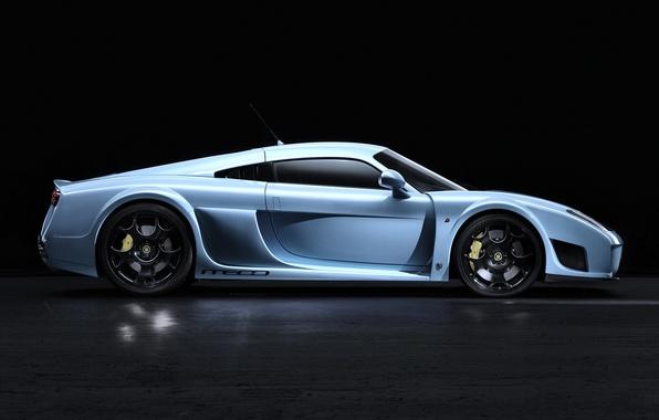 Picture blue, background, profile, drives, m600, noble