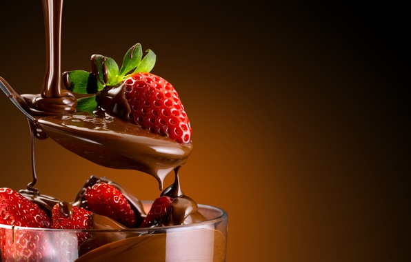 Picture the sweetness, dessert, sweet, dessert, chocolate-covered strawberries, chocolate-covered strawberries