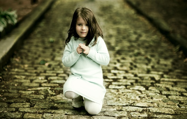 Picture road, girl, joy, happiness, children, girls, mood, street, girls, dress, girl, kids, child, street, kids, …