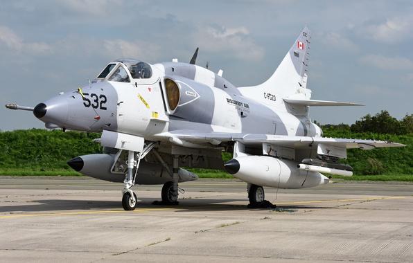 "Picture attack, easy, A-4 Skyhawk, ""Skyhawk"", Douglas A-4N"