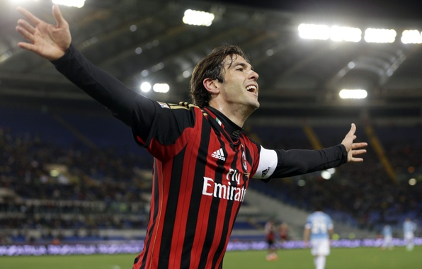 Picture sport, Football, sport, Milan, Adidas, Football, Club, Player, Kaka, Milan, Ricardo Kaka, Kaka
