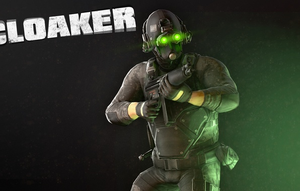 Picture PAYDAY 2, Cloaker, Kloker