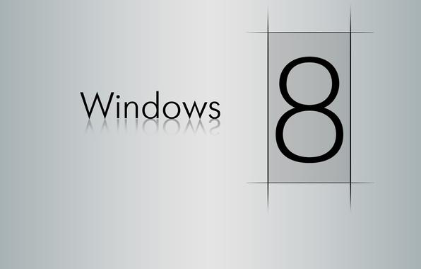 Picture background, hi-tech, windows8