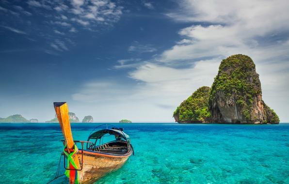 Thailand Beaches Wallpaper
