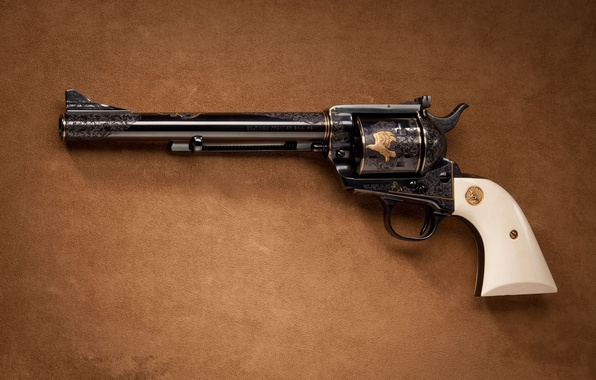 Picture Action, Colt, Army, Single