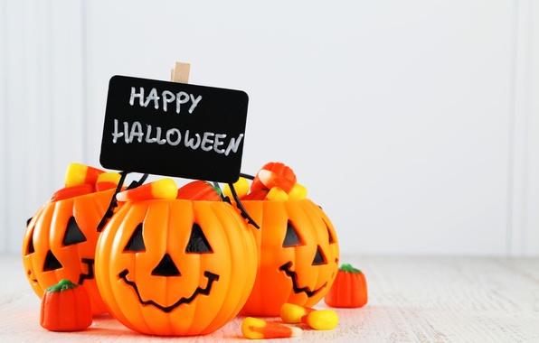 Picture sweets, Halloween, pumpkin, Halloween, smile, holiday, sweets, pumpkin, Happy