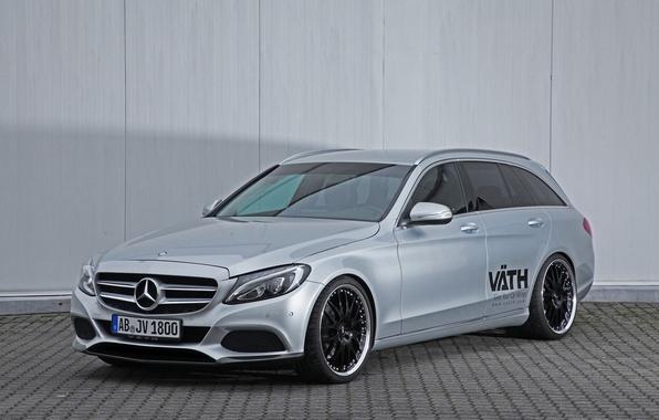 Picture Mercedes, Mercedes, universal, VATH, 2015, S205