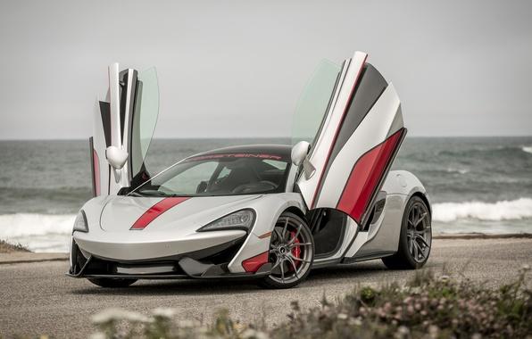 Picture McLaren, Tuning, Vorsteiner, Silver, 2016, 570-VX