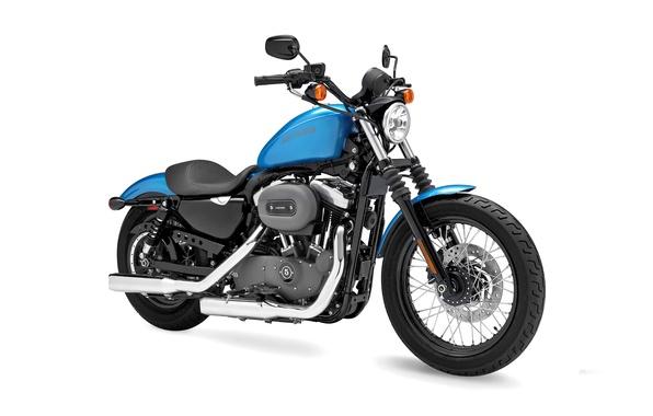 Picture Harley Davidson, 2011, Sportster, Harley Davidson, XL12000N, Nightster