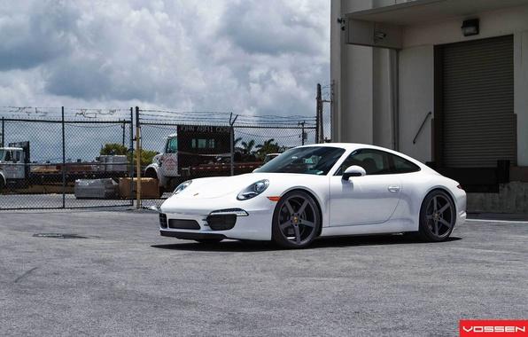 Picture 911, Porsche, Porsche, Vossen, VVSCV3