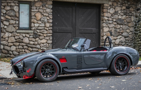 Picture sports car, 1965 Superformance Shelby Cobra 5.0L Coyote TKO600 5 Spd, AC Shelby Cobra