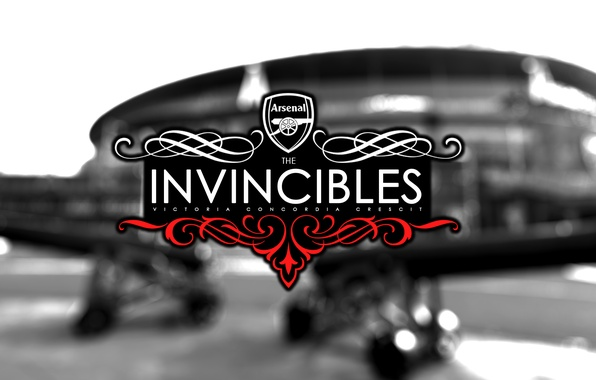Photo Wallpaper Arsenal Football Emirates Invincible