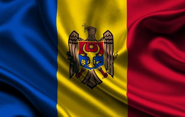 Picture flag, country, moldova, Moldova