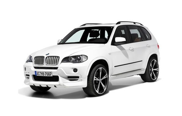 Picture BMW, BMW, 2007, AC Schnitzer, ACS5, E70