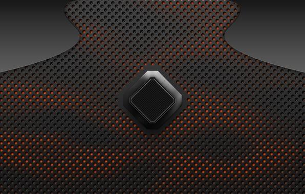 Picture orange, heat, carbon, rhombus, carbon fiber