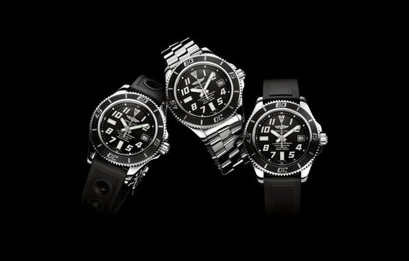 Picture Watch, Watch, Breitling, TRIO