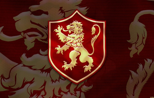 Picture Leo, book, the series, coat of arms, A Song of Ice and Fire, Game of …