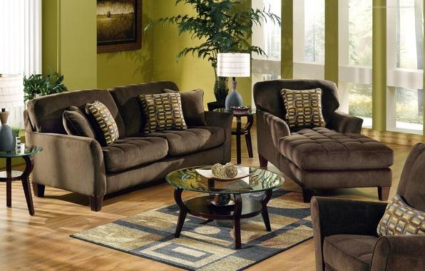 Wallpaper room style living room interior design for Living room 640x1136