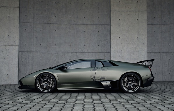 Picture tuning, Lamborghini, Wheelsandmore, Murcielago, SuperVeloce, LP720-4