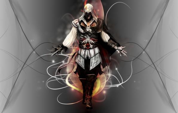 Picture line, killer, assassin, assassin, Ezio auditore da Firenze, ezio auditore da firenze, the creed of …