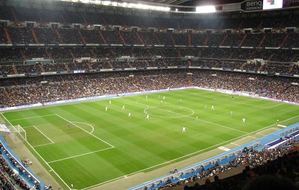 Picture football, Spain, spain, stadium, stadium, football, real, real, madrid, Madrid, bernabeu, Santiago, bernabeo, santiago