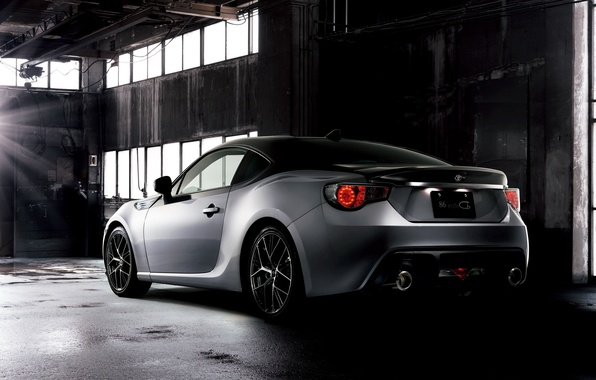 Picture car, toyota, 86 style cb