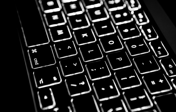 Picture keyboard, MacBook, Keyboard, Backlit, lighting