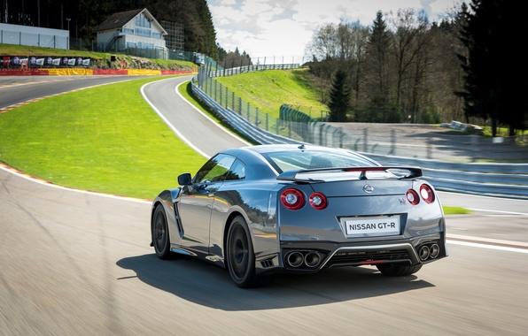 Picture auto, Wallpaper, speed, track, wallpaper, Nissan, GT-R, auto