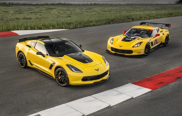 Picture Corvette, Chevrolet, supercar, Chevrolet, Corvette, 2015