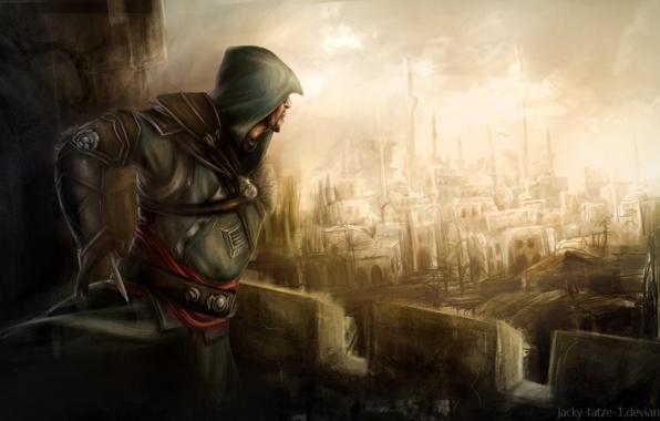 Picture Revelations, Ezio, Assassin's Creed, Costantinopoli