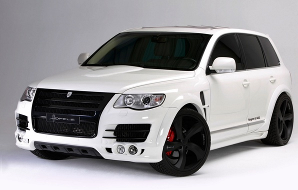 Picture Volkswagen, tuning, roadster, Tuareg, GT-460