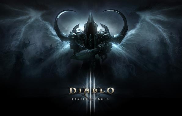 Picture Blizzard, Diablo III, Background, Blizzard Entertainment, Reaper, Video Game, Reaper of Souls, Diablo III: Reaper …