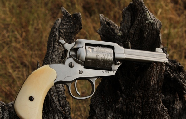Picture revolver, Bearcat, .22 cal, ruger