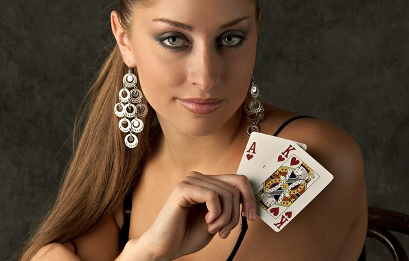 Picture poker, king, Look