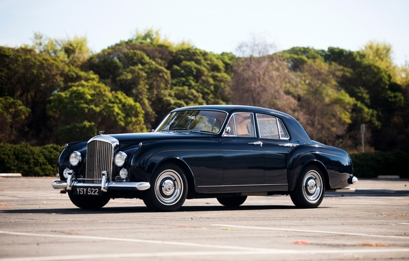 Picture car, auto, Bentley, Continental, beautiful, 1957, nice, chic, Saloon by Mulliner