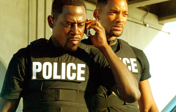 Picture Police, cops, Will Smith, Will Smith, Bad Boys II, Martin Lawrence, Martin Lawrence, Bad boys …