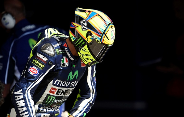 Picture Yamaha, Valentino Rossi, The Doctor, Valentino Rossi