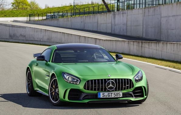 Picture Mercedes-Benz, Mercedes, GT3, C190