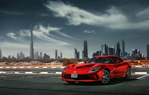 Picture Dodge, Car, Viper, Dubai, Sport, SRT