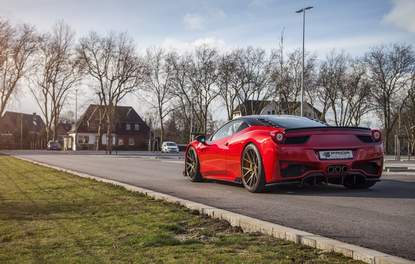 Picture Ferrari, Ferrari, 458, Italia, Prior-Design, PD458