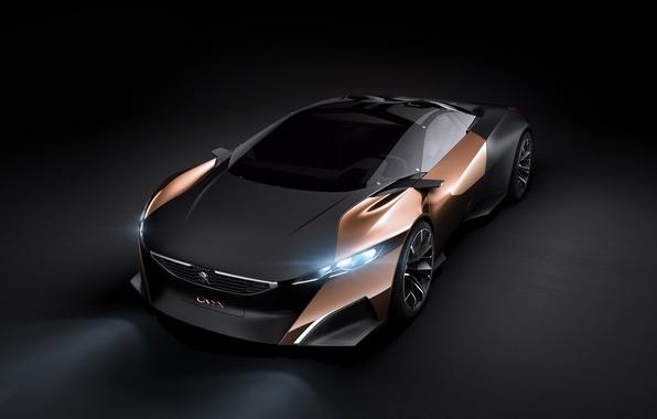 Picture Peugeot, Concept Car, Onyx