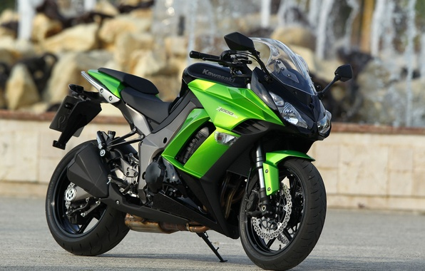 Picture motorcycles, Moto, Kawasaki, moto, motorcycle, Z1000SX 2011, motorbik, Ninja, Z1000SX